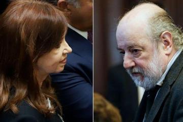 Cristina Kirchner denunció que intentaron poner cámaras para espiarla