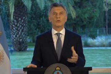 """Mauricio Macri: """"Se abre una etapa de serias investigaciones para conocer toda la verdad"""""""