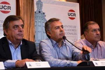 """La UCR apunta contra la """"impericia"""" del Gobierno por la conformación del nuevo Consejo de la Magistratura"""