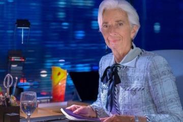 """Lagarde auguró un """"giro económico"""" para el segundo trimestre del 2019"""