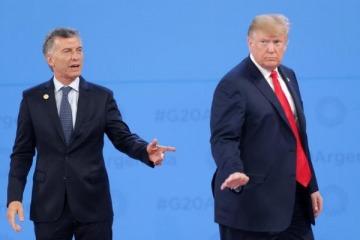 La fuerte frase de Trump en el desplante a Macri que revela su enojo con el líder PRO por China