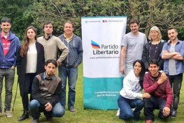 Los liberales ya tienen candidato a Presidente y corren a Macri por derecha