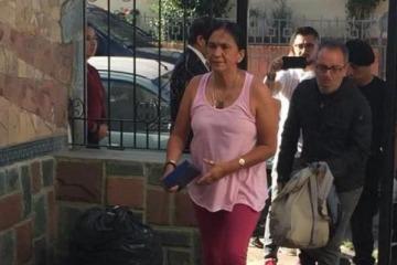 Milagro Sala fue trasladada a su casa en el barrio de Cuyaya
