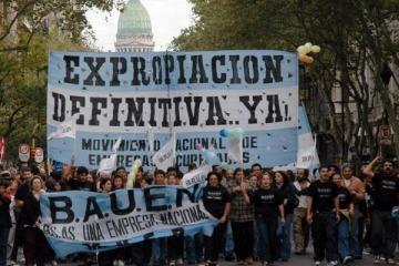 La Corte Suprema rechazó un recurso extraordinario y deja al borde del desalojo a los trabajadores del Hotel Bauen