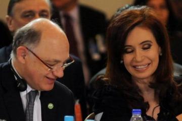 El mensaje de Cristina Kirchner por la muerte de Héctor Timerman