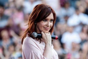 """""""Siempre unidos, para adelante, con nuestra bandera y con mucho amor"""", el mensaje de Cristina Kirchner por Año Nuevo"""