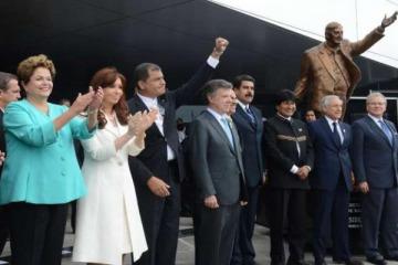 """En medio del conflicto venezolano, anuncian el """"final"""" de la Unasur: el curioso nombre del organismo que lo reemplazará"""