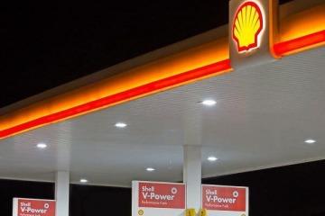 La empresa petrolera Shell aumentó un dos por ciento el precio de sus combustibles
