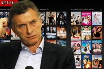 """Tras el """"Lanata gate"""", la durísima chicana de Netflix a Macri por el ajuste"""