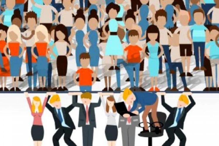 Repudian un dibujo del Ministerio de Producción de Nación — Rubios y morochos