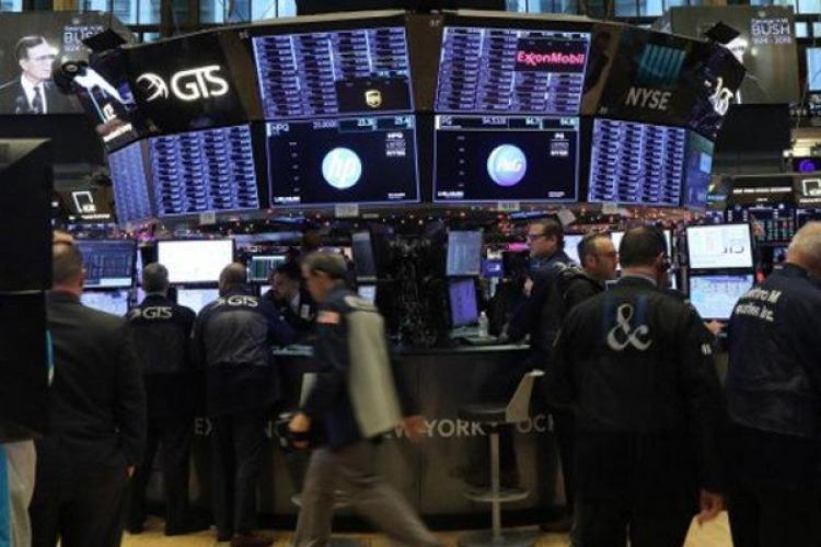 Las acciones argentinas cayeron hasta un 7% en Wall Street