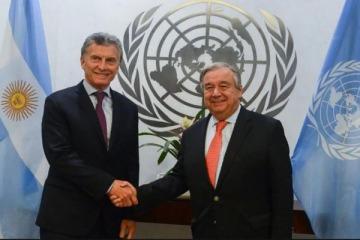 ¿Macri se encamina hacia un conflicto con la ONU en el marco de su pelea contra Maduro?