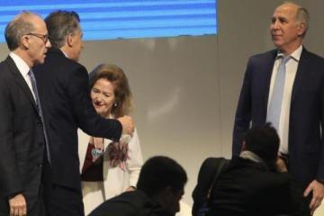 """Las duras críticas de Lorenzetti a la """"polarización"""" en medio del discurso al unísono de Macri y Vidal contra Cristina"""