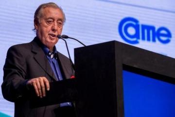 """Ex presidente de CAME: """"Es indispensable un movimiento productivo con participación para cambiar la política actual"""""""
