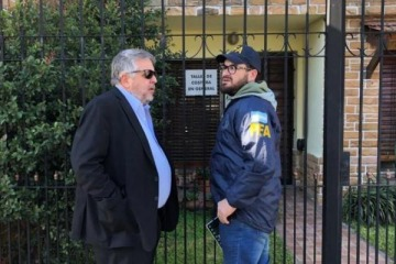 Stornelli pidió otra nulidad en su llamado a indagatoria y corre riesgo de que lo vaya a buscar la policía