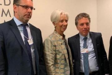 """El equipo económico pide """"perdón"""" al FMI por incumplir las metas fiscales trimestrales"""
