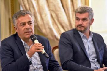 """Cornejo reconoció que el Gobierno """"ha fracasado absolutamente en el control de la inflación"""""""