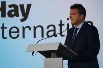 """Tras hablar con Macri, Massa afirmó: """"Es un Gobierno terco. No tiene voluntad de corregir el rumbo"""""""