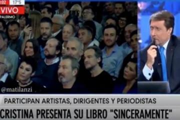 El dueño de América dejó en off side a Feinmann: destrozó a los periodistas que insultan a Cristina
