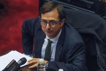 """""""El mensaje de Cornejo no ayuda"""", sostuvo Lipovetzky al rechazar las declaraciones del presidente de la UCR"""