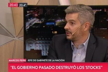 Peña dijo que fue el mercado y no su gobierno quien devaluó: se burló hasta Nicolás Wiñazki
