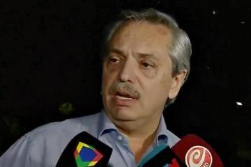 """Alberto Fernández: """"Se necesita el esfuerzo de todos para sacar al país de una crisis inconmensurable"""""""