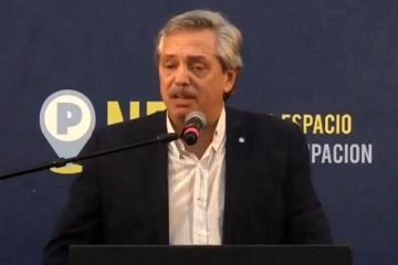 "Alberto Fernández: ""Me llena de orgullo cuando me dicen que me parezco a Néstor  Kirchner"""