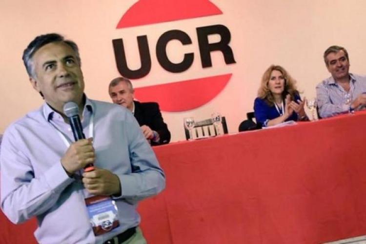Resultado de imagen para La UCR define su futuro electoral este lunes en una cumbre