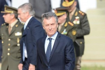"""Macri insistió """"en dejar atrás al pasado"""" y remarcó la necesidad de """"un Ejército innovado"""""""