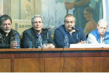 """CGT: """"El paro tuvo un acatamiento contundente a la vista de todos los argentinos"""""""