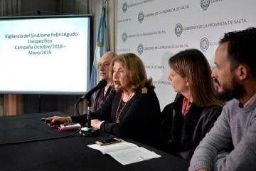 En Salta aumentaron los casos de dengue de 51 a 1400 y también hubo un brote de gripe A