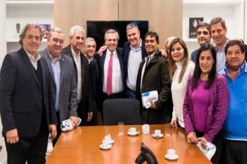 En un encuentro con Alberto Fernández, diputados de Argentina Federal se sumaron al Frente de Todos