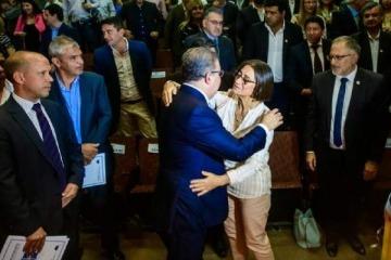 Sorpresa: Corpacci anunció que no buscará otro mandato al frente de Catamarca