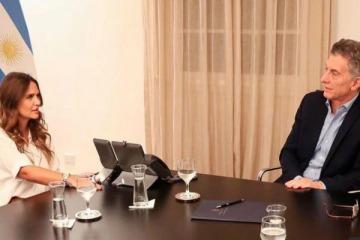 """""""Macri es pañuelo celeste"""", la revelación de Amalia Granata sobre su reunión en Olivos"""