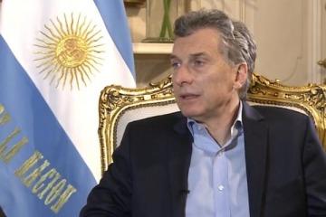 """Macri sostuvo que """"lo más importante"""" de su gestión fue """"demoler barreras morales"""""""