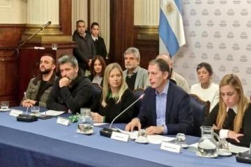 """El PJ bonaerense se reúne con Caserio para exigir """"elecciones limpias"""""""