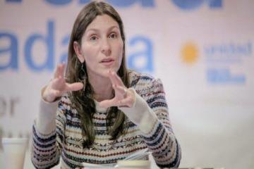 """Macha advirtió: """"Intentan contener a los jóvenes desde el peor lugar: en la lógica de seguridad de Cambiemos"""""""