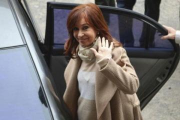 """Dictaron la falta de mérito para CFK en una causa ligada a """"cuadernos"""""""