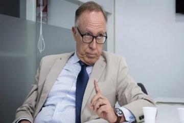 """Nielsen sobre la convocatoria de Lacunza: """"Por ahora es una frase, no hay convocatoria formal"""""""