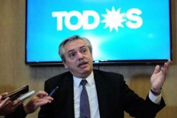 """""""No sirve tomar medidas aisladas, hay que pensar la economía entera en favor de los argentinos"""""""