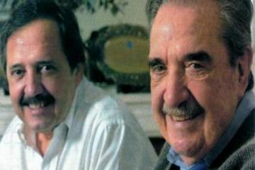 """Ricardo Alfonsín contra el actor macrista: """"Que Brandoni deje de usar el nombre de mi padre"""""""