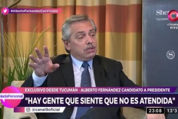 """El contundente mensaje de Alberto para acabar la operación """"reforma agraria"""" del macrismo sin """"demonizar"""" a Grabois"""
