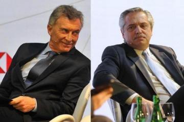 """Sin contar su """"fideicomiso ciego"""", Macri declaró 50 veces más patrimonio que Alberto"""