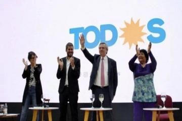 Alberto Fernández ratificó su apoyo a Lammens y bregó por el acompañamieno de los porteños al Frente de Todos