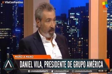 Daniel Vila denunció que Macri lo extorsionó para favorecer al Grupo Clarín