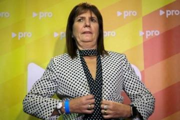 """Dice Patricia Bullrich que la frase misógina de Macri fue """"profunda"""" y que la """"machirula"""" es Cristina por """"atacarlo"""""""