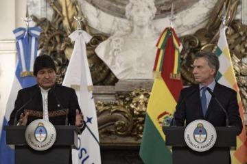 """Evo busca seguir gobernando Bolivia para evitar un """"desastre"""" como el de Macri en Argentina"""