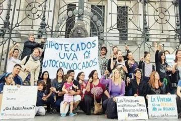 Los Hipotecados UVA salieron a destrozar la propuesta de Mauricio Macri