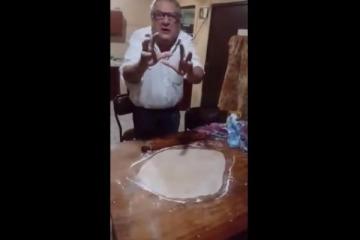 """Kirchneristas, no me vengan con emergencia alimentaria, con 50 pesos comen cinco"": el viral que llama a votar a Macri"
