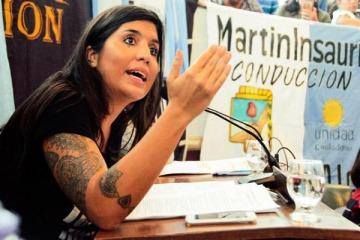 """Daniela Vilar: """"La realidad no se tapa con marketing, globos y frases hechas"""""""